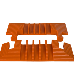 Cable Protector Works Elasco Cable Cover Ramp Wheel Chock