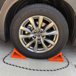 Cable Protector Works Elasco Products Trucking Wheel Chocks