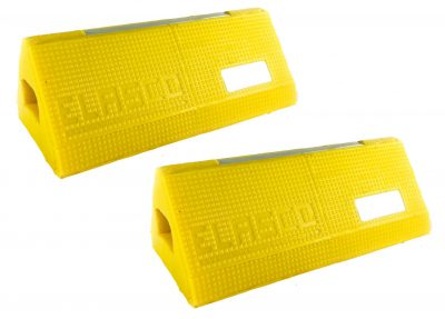Elasco Products Yellow Aircraft Pack of 2