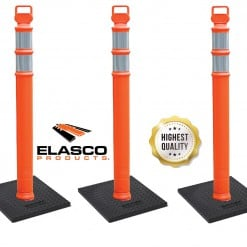 Cable Protector Works Elasco Products Traffic Safety Delineators