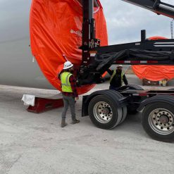 Trucking - Heavy Duty Wheel Chocks