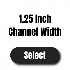"""1.25"""" Channel"""