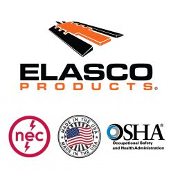 Elasco-Products-Dropover-Cable-Cover-ED8200-BK-8