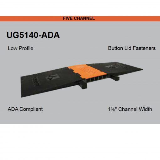 Elasco-Products-UltraGuard-Cable-Protector-UG5140-ADA-4