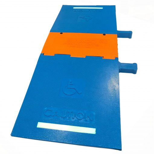 Elasco-Products-UltraGuard-Cable-Protector-UG5140-ADA-BLUE-GLOW-1