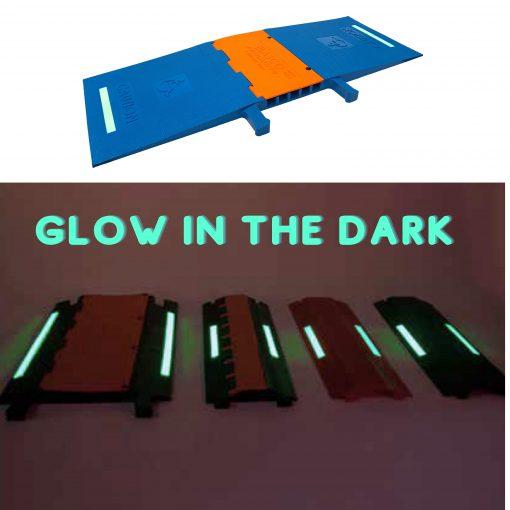 Elasco-Products-UltraGuard-Cable-Protector-UG5140-ADA-BLUE-GLOW-3