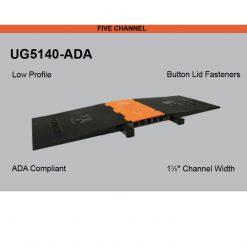 Elasco-Products-UltraGuard-Cable-Protector-UG5140-ADA-BLUE-GLOW-4