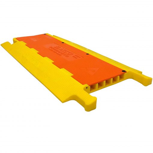 Elasco-Products-UltraGuard-Cable-Protector-UG5140-YEL-ORG-1