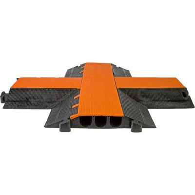 Elasco MG X Mighty Guard Cable GuardManagement Cross Intersection Heavy Duty  Triple Channels    BHFBTS