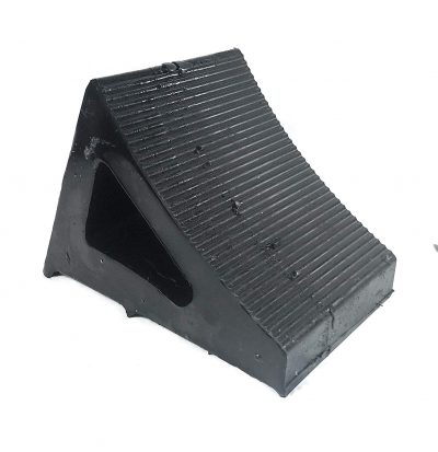 Elasco Products Wheel Chock Cars Trucks RVs PolyurethaneWeatherproofOutdoor Grade Better Than Rubber Plastic Heavy BCWMQTQ