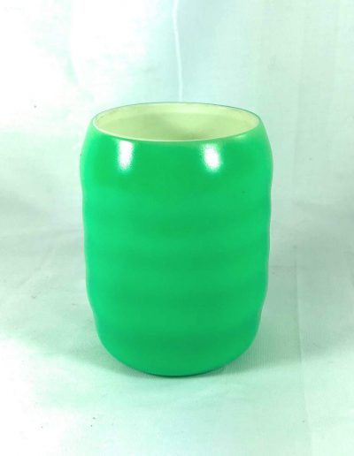Glow in the Dark Koozie Can Cooler Sleeve for Beer Soft Drink Bright Green Glow  BGDFQP