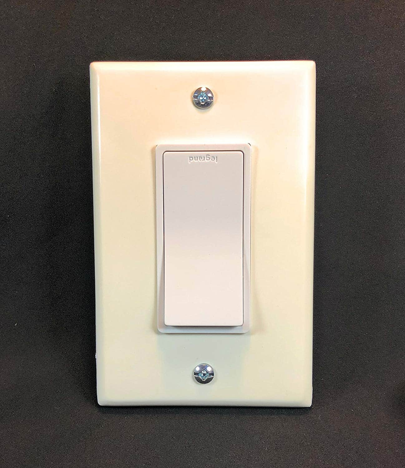 Home Single Circuit Toggle Lamp Switch Lcd314
