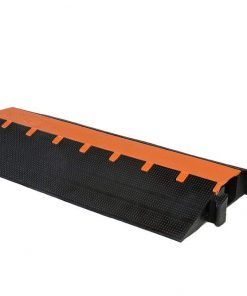 Weatherproof ft Cable Ramp Protective Cover  lbs Max Heavy Duty Hose Cable Track Protector Flip Open Cover BVDDQ